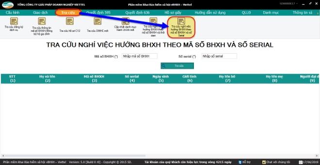 38 đóng bhxh 2019 - vBHXH viettel phú phuận