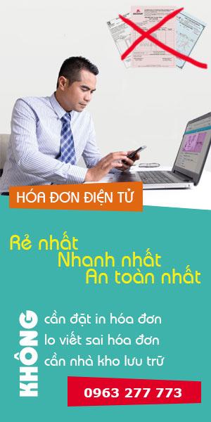 Hóa đơn điện tử - Viettel Phú Nhuận