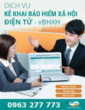 Phần mềm BHXH Viettel (vBHXH) - Viettel Phú Nhuận