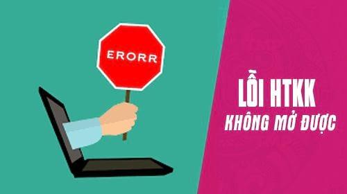 Lỗi khôngvàođượcphần mềmhtkksau khi đã chọn mã số thuế - Viettel Phú Nhuận