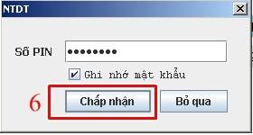 cập nhật chữ ký số trên thuế - Viettel Phú Nhuận