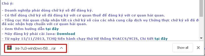 hướng dẫn khai hải quan điện tử vnaccs - Viettel Phú Nhuận