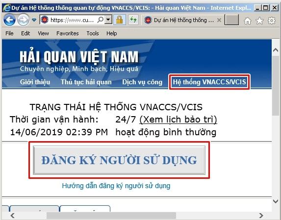 đăng ký chữ ký số với hải quan - Viettel Phú Nhuận