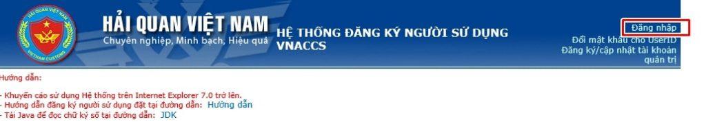 hướng dẫn đăng ký chữ ký số với hải quan - Viettel Phú Nhuận