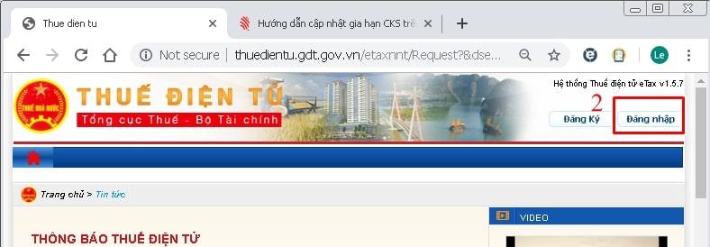cập nhật chữ ký số - Viettel Phú Nhuận