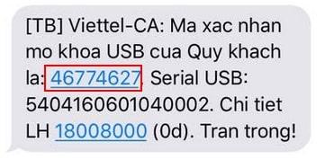 cách mở mã pin bị khóa viettel - Phú Nhuận
